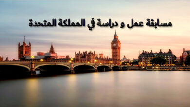 دراسة في المملكة المتحدة